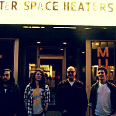 Outer Space Heaters band photo